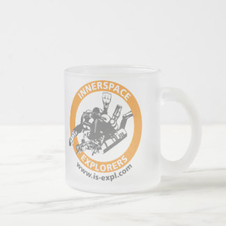 InnerSpace Explorers Frosted Mug