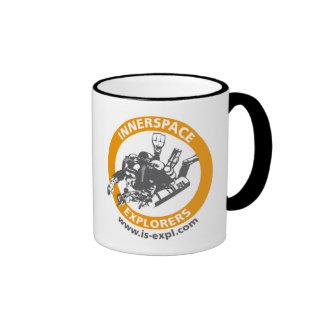InnerSpace Explorers taza (taza de anillo)