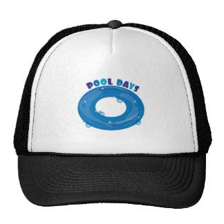 Innertube_Pool Days Hat