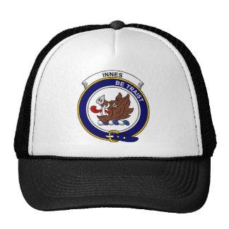 Innes Clan Badge Mesh Hats