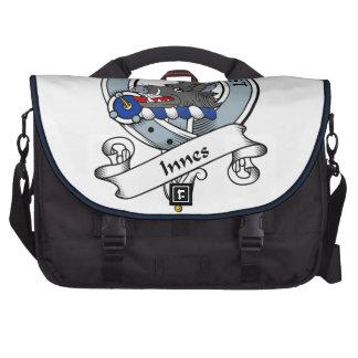 Innes Clan Badge Bag For Laptop