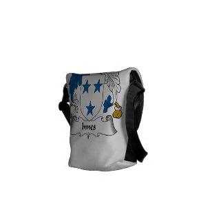 Innes Family Crest Messenger Bag