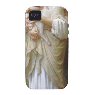 Innocence by William-Adolphe Bouguereau iPhone 4 Cover