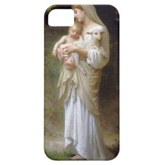 Innocence by William-Adolphe Bouguereau iPhone 5 Cover
