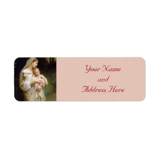 Innocence Fine Art Return Address Labels