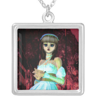 Innocence Lost Anime Gothic Necklace