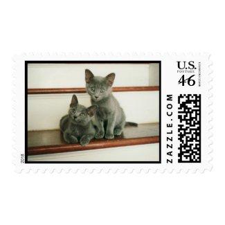 Innocence Postage Stamp stamp