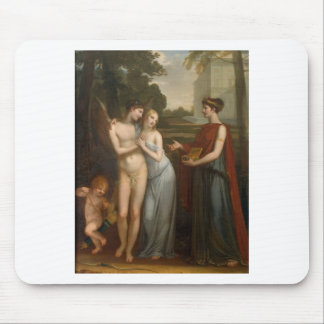 Innocence Preferring Love to Wealth by Pierre-Paul Mouse Pad