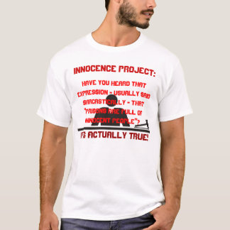 Innocence Project T-Shirt