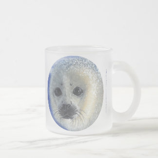 Innocence Seal Pup Baby mug