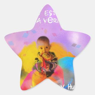 innocence. star sticker
