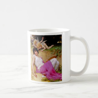 INNOCENCE (young girl - angels) ~ Classic White Coffee Mug