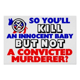 Innocent Baby Or Convicted Murderer? Poster