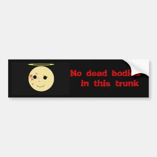 innocent bumper sticker