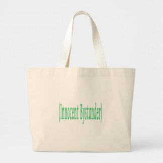 Innocent Bystander Tote Bag