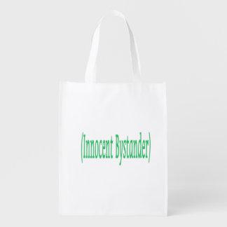Innocent Bystander Market Totes