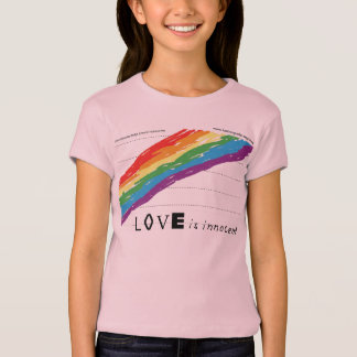 Innocent Girls Babydoll T-Shirt
