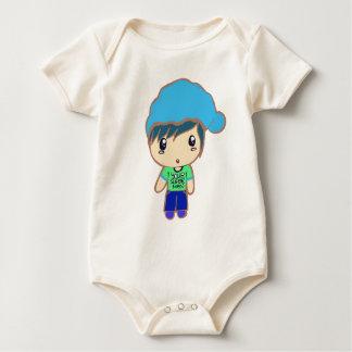 innocent guy baby bodysuit