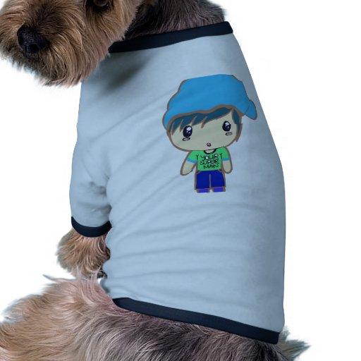 innocent guy pet tshirt