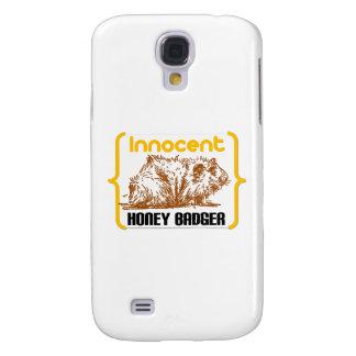 Innocent Honey Badger new Samsung Galaxy S4 Cover
