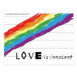 Innocent Postcard