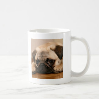 """ Innocent "" Pug Mugs"