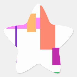 Innocent Star Stickers