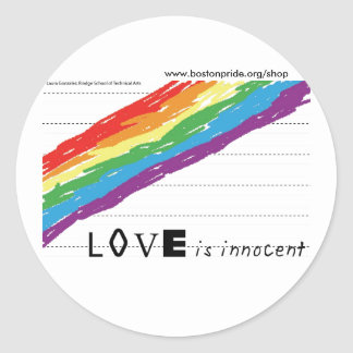 Innocent Sticker Large