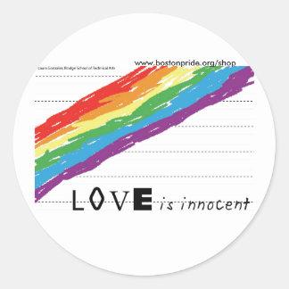 Innocent Sticker Small