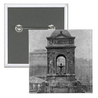 Innocents del DES de Fontaine, 1547 Pin Cuadrada 5 Cm