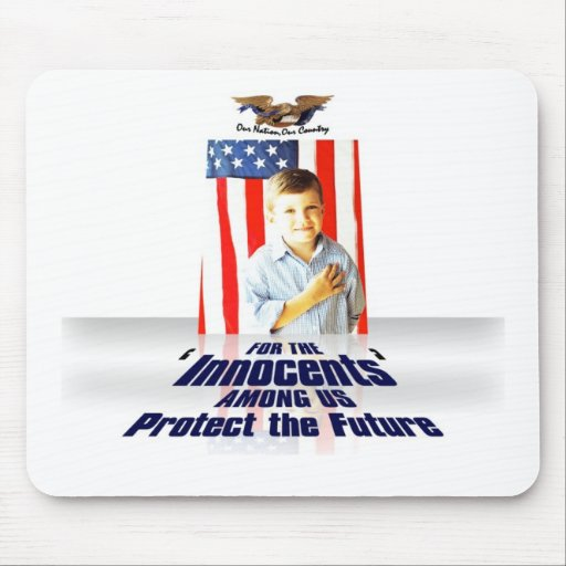 Innocents Mouse Pad