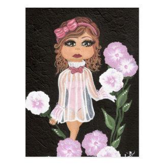Innocents Quantum Cutie Girl Postcard