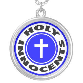 Innocents santos colgante redondo