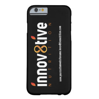 Innov8tive Nutrition Barely There iPhone 6 Case