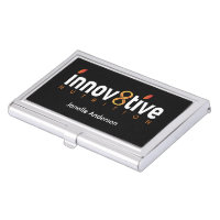 Innov8tive Nutrition Business Card Case