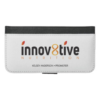 Innov8tive Nutrition iPhone 6/6s Plus Wallet Case