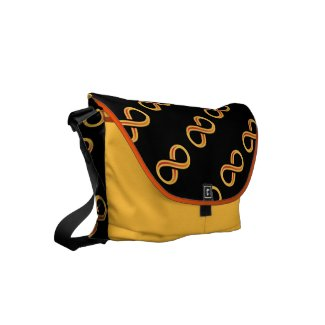 Innov8tive Nutrition Small Messenger Bag