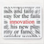 Innovación Alfombrillas De Raton