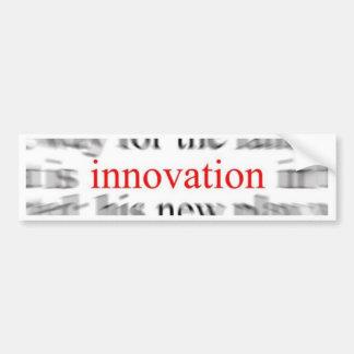 Innovación Pegatina Para Auto