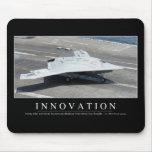 Innovación: Cita inspirada 1 Mousepads