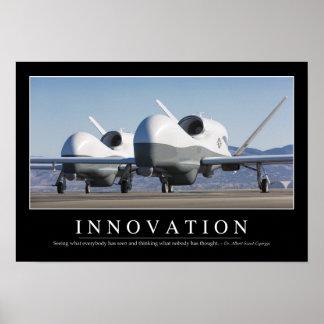 Innovación: Cita inspirada 2 Póster