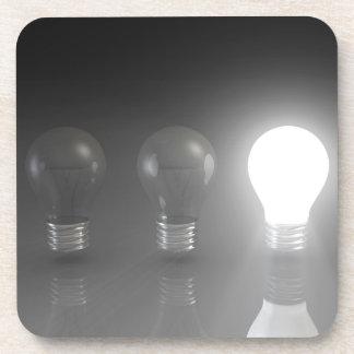 Innovación e imaginación posavaso