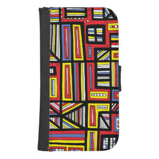 Innovate Classical Elegant Sunny Galaxy S4 Wallet Case