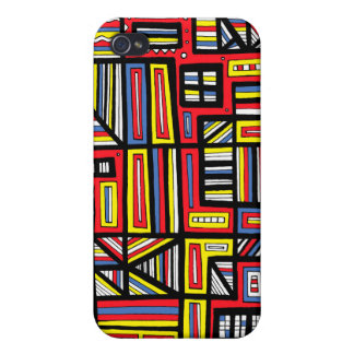 Innovate Classical Elegant Sunny iPhone 4/4S Case