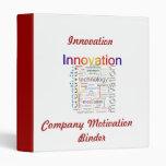 Innovation Company Motivation Binder