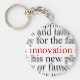 Innovation Keychain
