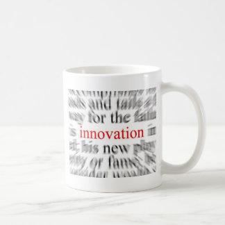 Innovation Classic White Coffee Mug