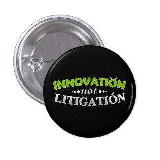 Innovation NOT Litigation Button