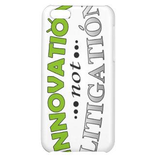Innovation NOT Litigation iPhone 4 Case