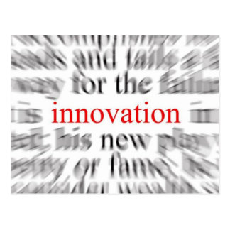 Innovation Postcard
